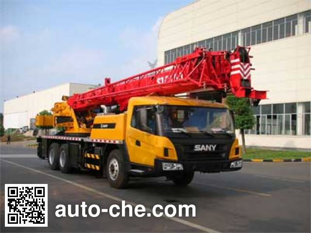 Sany SYM5249JQZ (STC160) truck crane