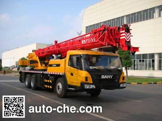Sany SYM5266JQZ (STC200S) truck crane