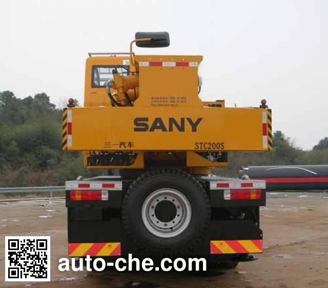 Sany SYM5266JQZ(STC200S) truck crane