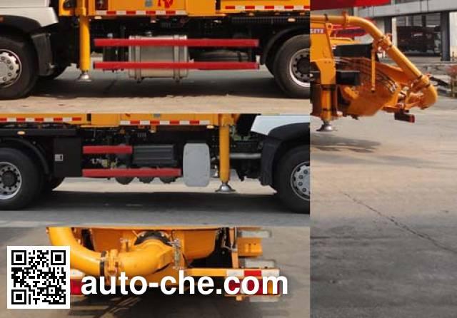 Sany SYM5270THBDZ concrete pump truck