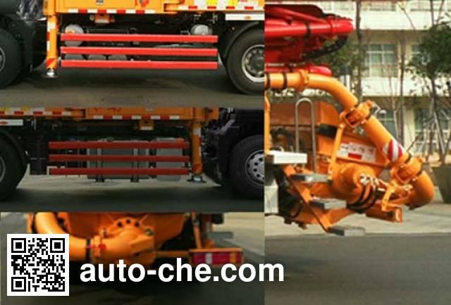 Sany SYM5283THBDZ concrete pump truck