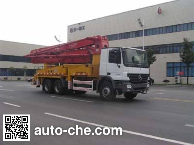 三一牌SYM5295THB混凝土泵车