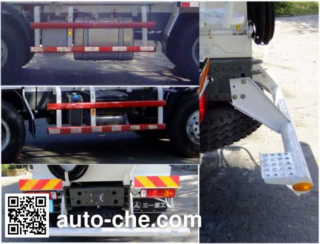Sany SYM5311GJB1DZ concrete mixer truck