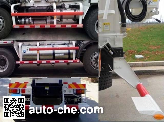 Sany SYM5311GJB2E concrete mixer truck