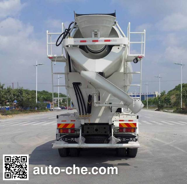 Sany SYM5312GJB1DZ1 concrete mixer truck