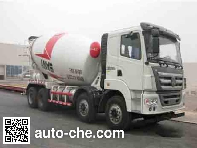 三一牌SYM5312GJB2E混凝土搅拌运输车