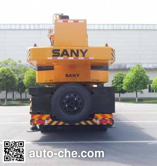 Sany SYM5454JQZ (STC750S) truck crane