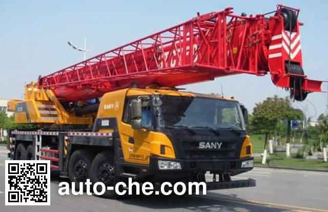 Sany SYM5454JQZ(STC750S) truck crane