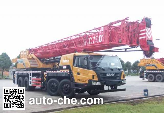 Sany SYM5455JQZ(STC750S) truck crane