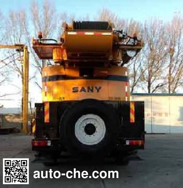 Sany SYM5546JQZ(SAC1800) автокран повышенной проходимости