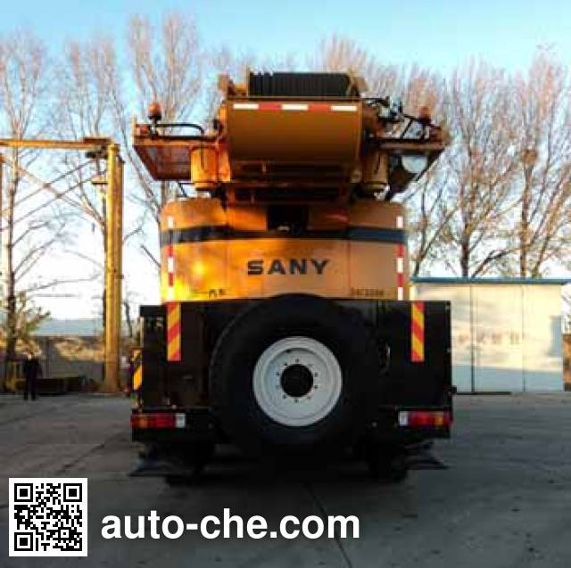 Sany SYM5548JQZ(SAC2200) all terrain mobile crane