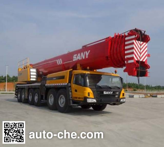 Sany SYM5720JQZ(SAC3500) all terrain mobile crane
