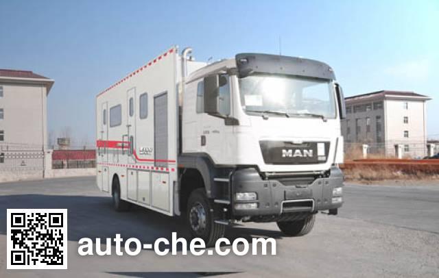 Sany SYN5140XYQ instrument vehicle