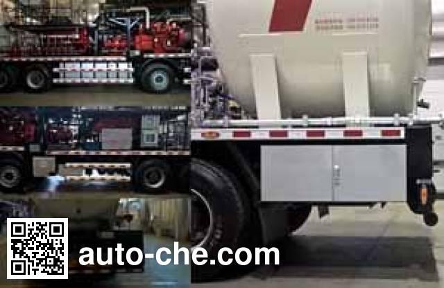 Sany SYN5310TDB liquid nitrogen pump truck