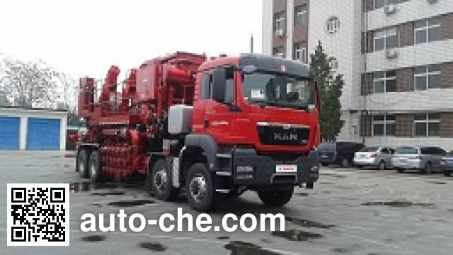Sany SYN5311THS sand blender truck