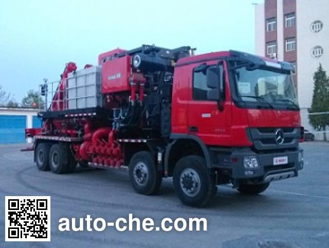 Sany SYN5312THS sand blender truck