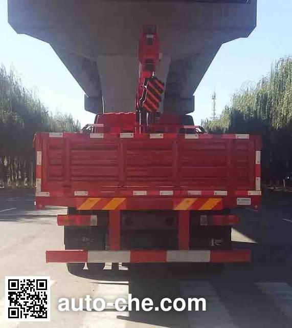 Sany SYP5160JSQJF5 truck mounted loader crane