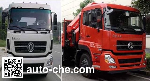 Sany SYP5310JSQDF truck mounted loader crane