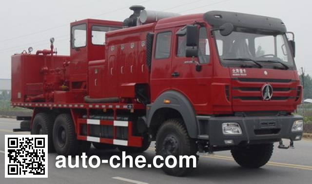 Sizuan SZA5220TYL70 fracturing truck