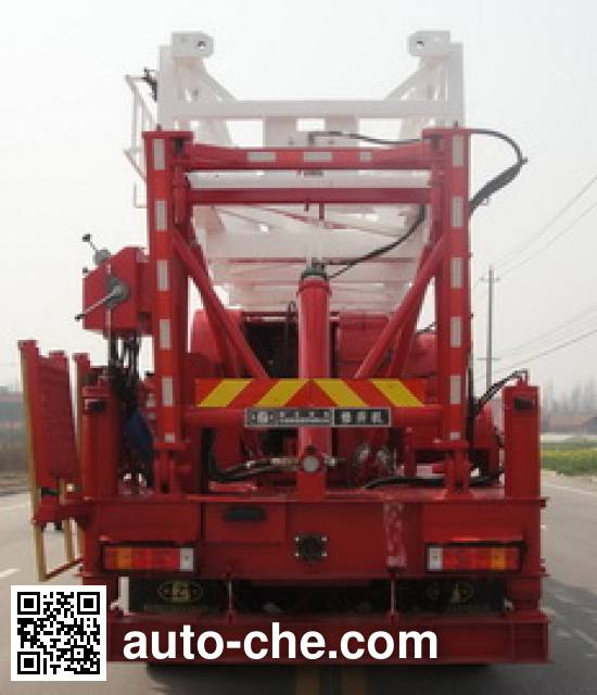 Sizuan SZA5251TXJ70 well-workover rig truck