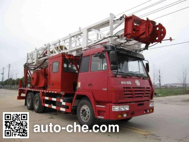 Sizuan SZA5260TXJ50 well-workover rig truck