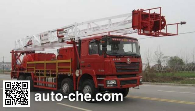 Sizuan SZA5310TXJ75 well-workover rig truck
