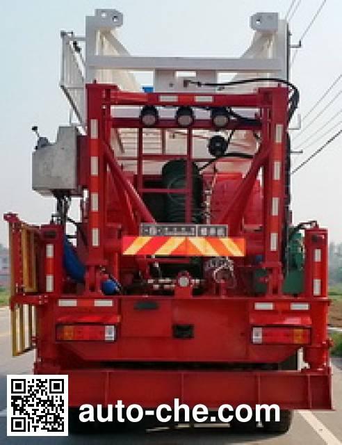 Sizuan SZA5311TXJ75 well-workover rig truck