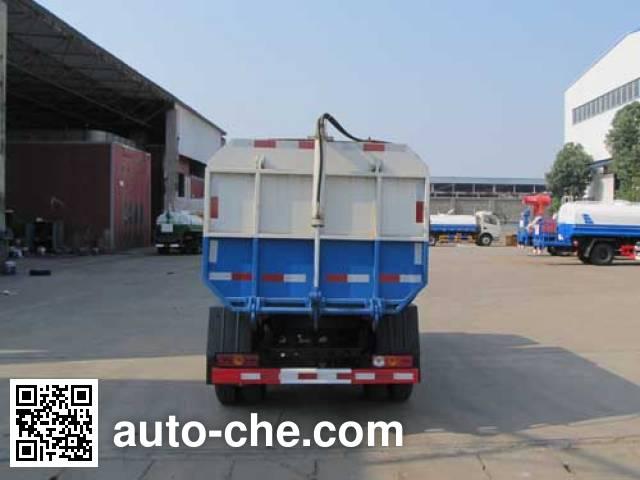 炎帝牌SZD5032ZZZB5自装卸式垃圾车