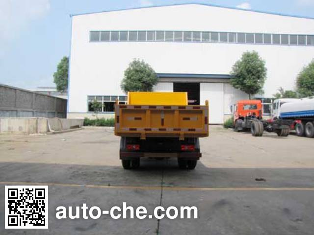 Yandi SZD5041ZLJ5 dump garbage truck