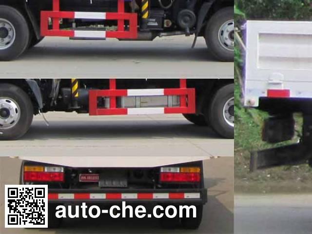 Yandi SZD5042JSQCG5 truck mounted loader crane