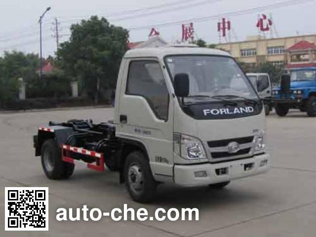 Yandi SZD5042ZXXB4X detachable body garbage truck
