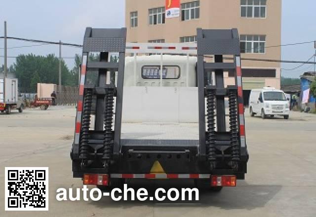 Yandi SZD5043TPBQ5 flatbed truck