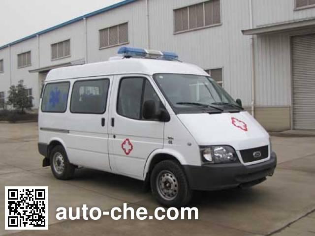 炎帝牌SZD5046XJHJ救护车