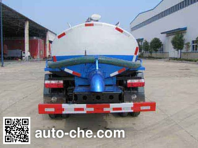 Yandi SZD5070GXE4 suction truck