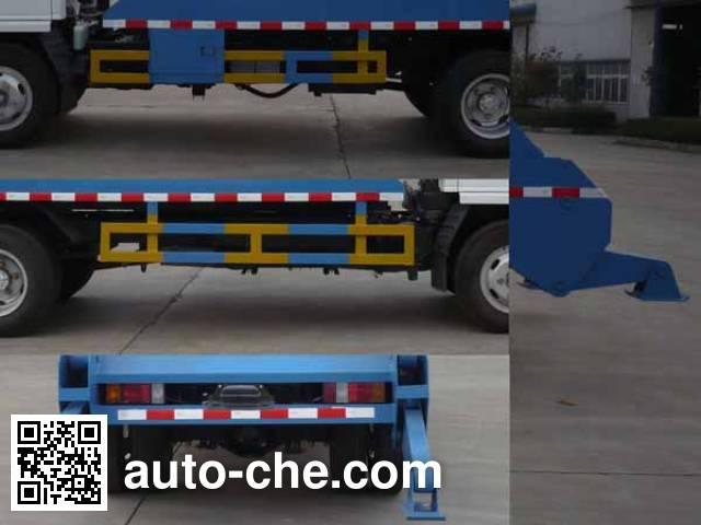 Yandi SZD5070ZBSQ4 skip loader truck