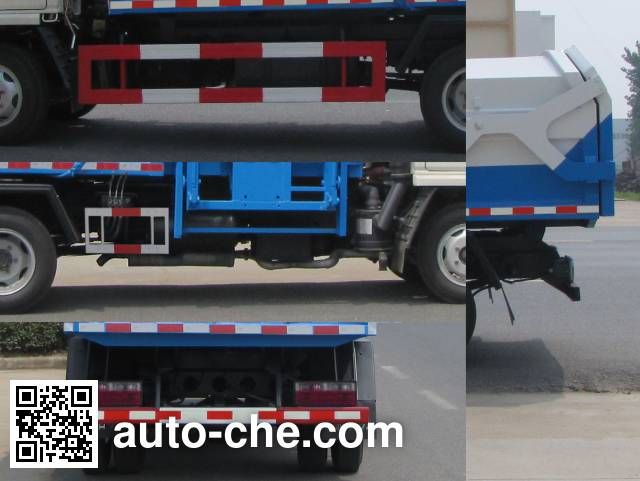 Yandi SZD5070ZDJ5 docking garbage compactor truck