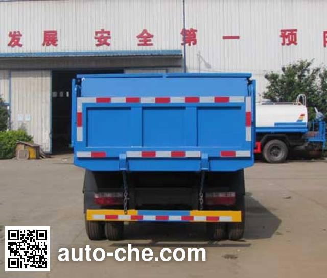Yandi SZD5070ZLJ5 dump garbage truck