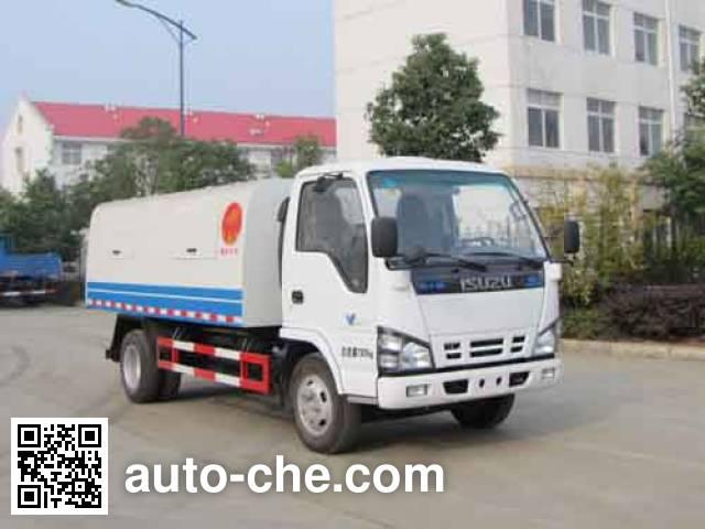 Yandi SZD5070ZLJQ4 dump garbage truck