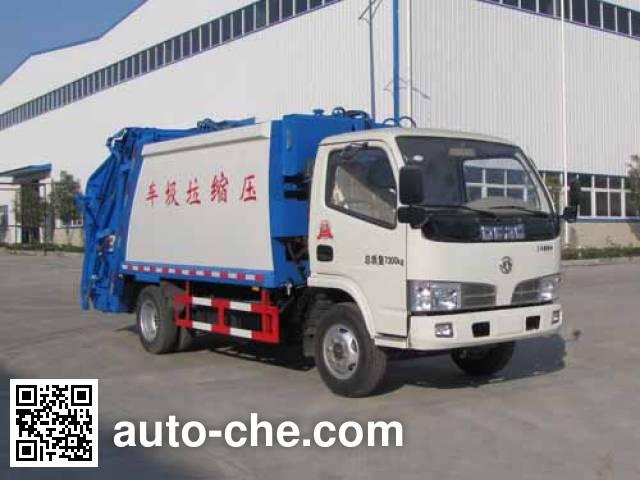 Yandi SZD5070ZYS4 garbage compactor truck