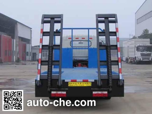 Yandi SZD5080TPBDA4 flatbed truck