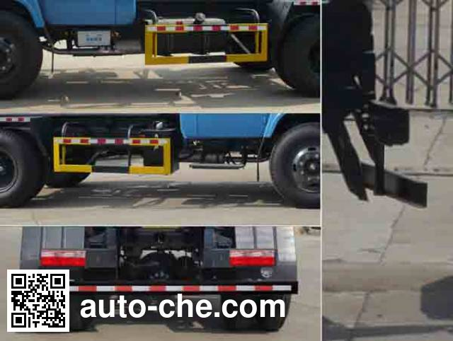 Yandi SZD5110ZXXE4 detachable body garbage truck