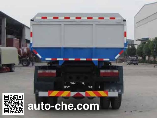 炎帝牌SZD5128ZZZE4自装卸式垃圾车