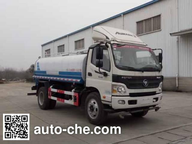 Yandi SZD5129GPSB5 sprinkler / sprayer truck