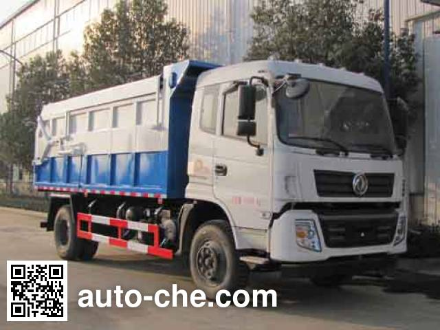 Yandi SZD5163ZDJED4 docking garbage compactor truck