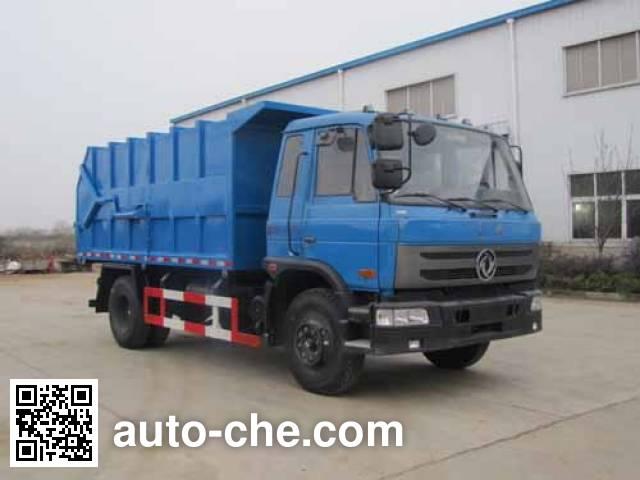 Yandi SZD5165ZDJE4 docking garbage compactor truck