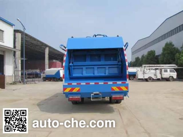 Yandi SZD5165ZYSED5 garbage compactor truck