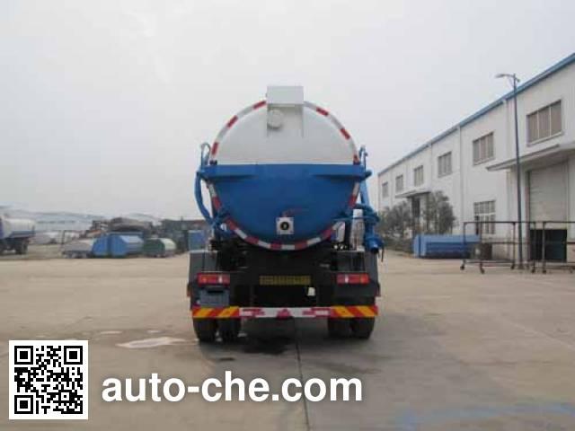 Yandi SZD5169GXWE5 sewage suction truck