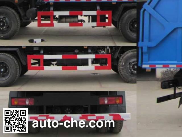 Yandi SZD5169ZDJE5 docking garbage compactor truck