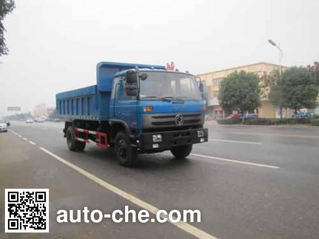 炎帝牌SZD5169ZLJE5自卸式垃圾车