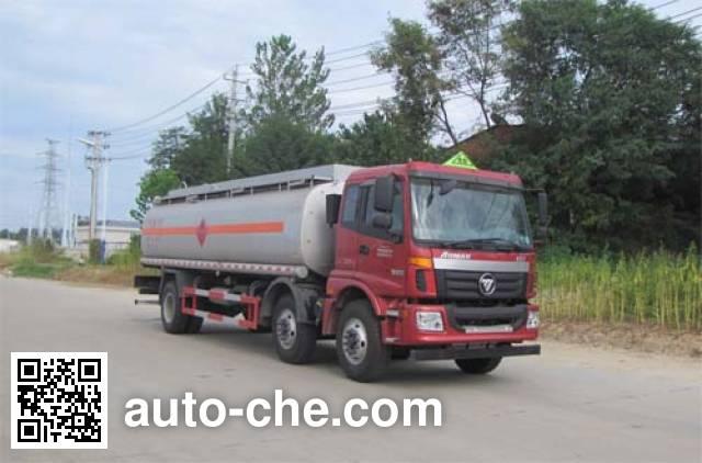 Yandi SZD5251GYYBJ5 oil tank truck